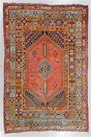 Rabat Rug, Morocco, Early 20th C., 8'8'' x 12'10''