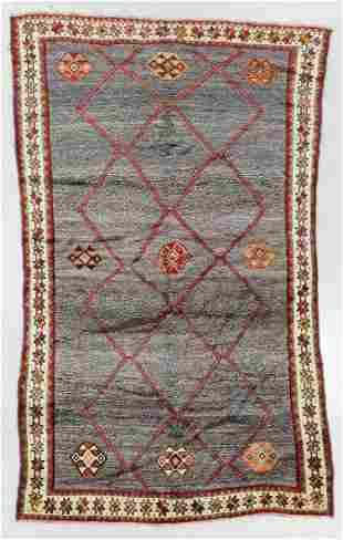 Gabbeh Rug, Persia, Mid 20th C., 5'5'' x 8'9''