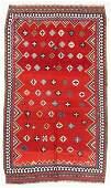 Gashgai Kilim Persia Late 19th C 57 x 96