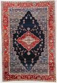 Fine Bakshaish Rug, Persia, Late 19th C., 11'5'' x