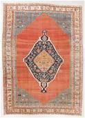 Serapi Rug, Persia, Late 19th C., 11'2'' x 15'7''