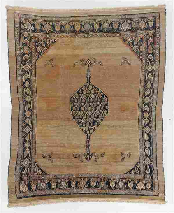 Bakshaish Rug, Persia, Late 19th C., 7'10'' x 9'8''