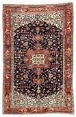 Ferahan Sarouk Rug, Persia, Circa 1900, 4'3'' x 6'7''