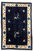 Peking Rug, China, Circa 1900, 5'1'' x 7'10''