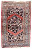 Bidjar Rug, Persia, Late 19th C., 5'8'' x 9'10''