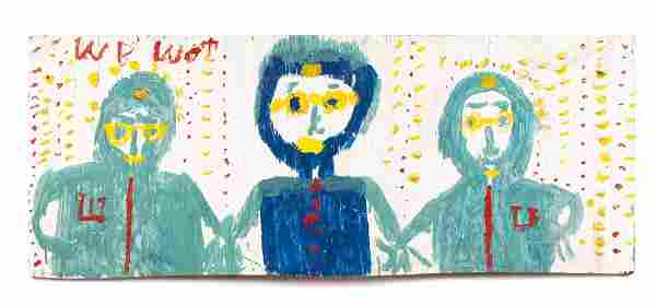 Mary Tillman Smith (1905-1995) Painting