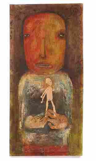 Michael Banks (b. 1972) Painting