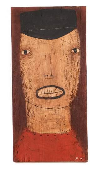 Michael Banks (American, b. 1972) Painting