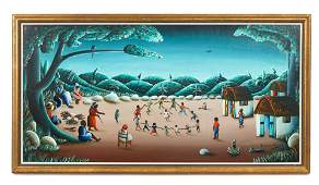 Bourmond Byron HaitianJacmel 19202004