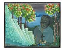 LaFortune Felix 19332016 Painting 1987