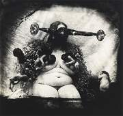 """Joel-Peter Witkin (b. 1939) """"Woman as the Measure of"""
