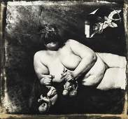 """Joel-Peter Witkin (b. 1939) """"Portrait of the Holocaust,"""