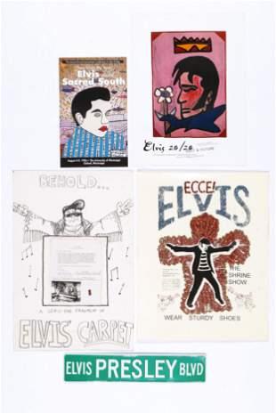 Elvis Presley Memorabilia