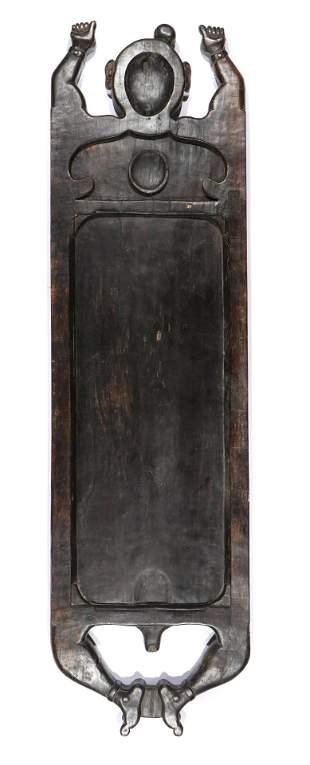 Ayurvedic Massage Table, Kerela, India, Early 20th C.,