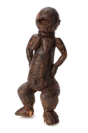 African Basange Power Figure