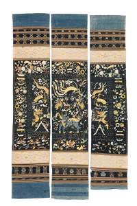 Fine Li Ceremonial Dragon Cover, 18th/19th c.