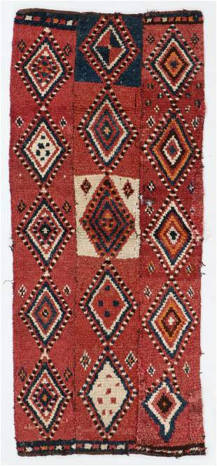 Djulkhir Rug, Uzbekistan, Circa 1900, 2'5'' x 5'8''