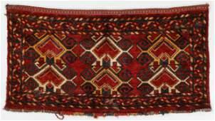 Ersari Chuval, Turkmenistan, Late 19th C., 23'' x 44''