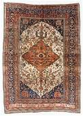 Ferahan Rug, Persia, Late 19th C., 6'11'' x 9'11''