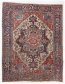 Serapi Rug, Persia, Late 19th C., 9'7'' x 12'5''
