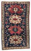 Kazak Rug, Caucasus, Circa 1900, 2'8'' x 4'5''