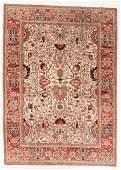 Vintage Serapi Rug, Turkey, 7'4'' x 10'4''