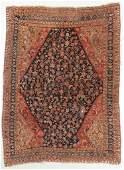 Gashgai Rug, Persia, Late 19th C., 5'9'' x 7'11''