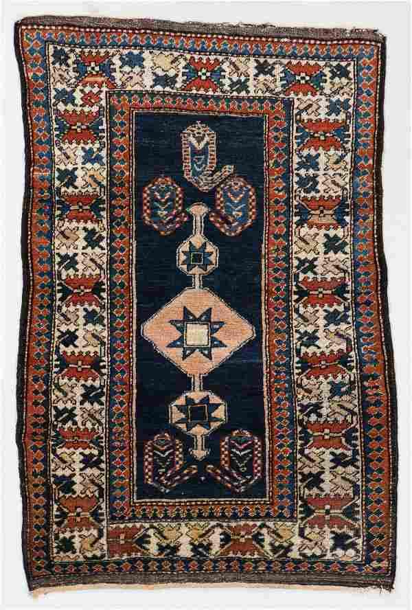 West Persian Kurd Rug, Persia, Circa 1900, 3'9'' x