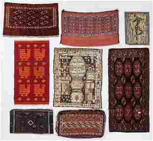 Interesting Estate Grouping of Oriental Rugs & Other