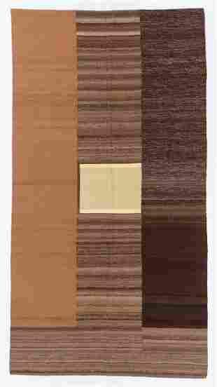 Modernist Multi Panel Kilim, Turkey, 6'1'' x 11'2''