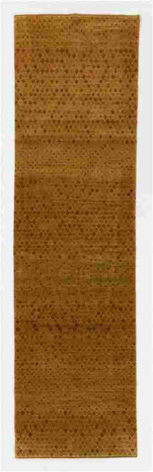 Modern Tibetan Rug, Nepal, 2'9'' x 10'1''