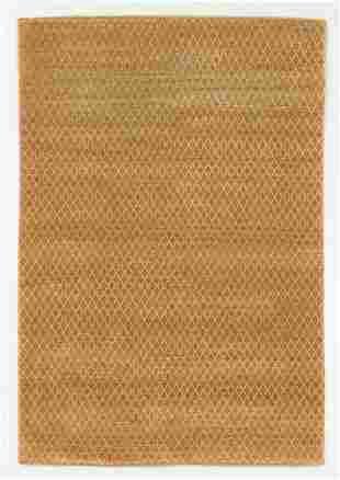 Modernist Tibetan Rug, Nepal, 3'10'' x 5'8''