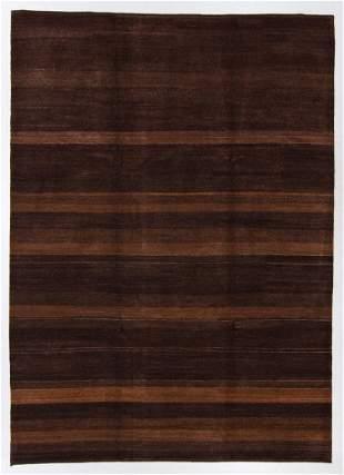 Modernist Tibetan Rug, Nepal, 8'10'' x 12'5''