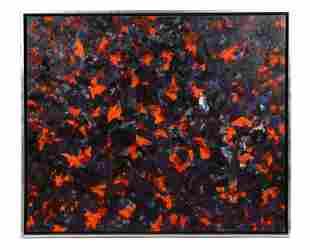 Domenick Turturro (American, 1936-2002) Painting