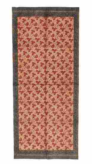 Antique Batik Shoulder Cloth, Indonesia, 19th C.