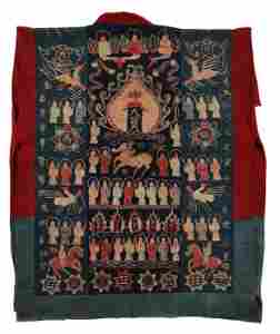Yao High Priest's Ceremonial Robe, China