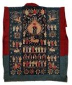 Yao High Priest's Ceremonial Robe, China