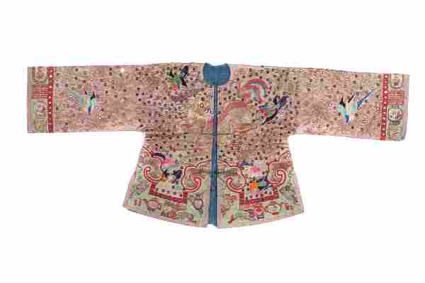 Chinese Festival or Costume Dragon Jacket