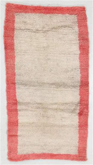 Open Field Rug, Tibet, Early 20th C., 2'6'' x 4'10''