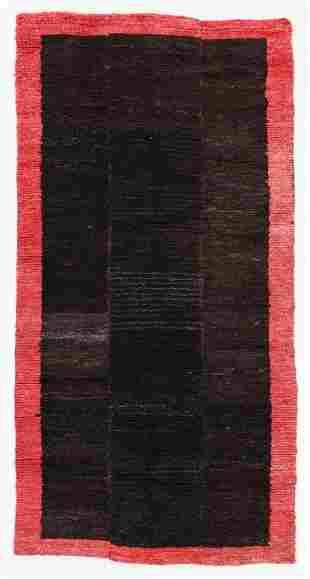 Tsuk Truk Rug, Tibet, Early 20th C., 2'8'' x 5'2''