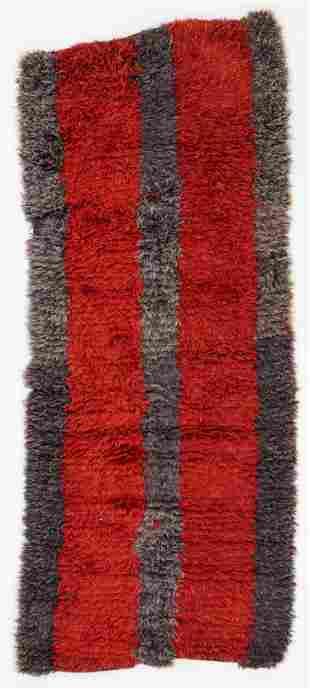 Djulkhir Rug, Uzbekistan, Circa 1920, 2'9'' x 6'8''
