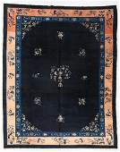 Peking Rug, China, Circa 1900, 9'1'' x 11'6''