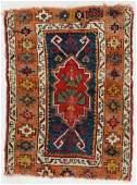 East Anatolian Yastik, Turkey, 19th C., 2'2'' x 3'1''