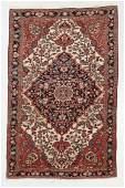 Ferahan Sarouk Rug, Persia, Late 19th C., 4'4'' x 6'8''