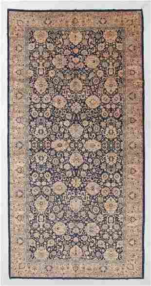 Agra Rug, India, Early 20th C., 9'11'' x 19'7''