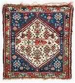East Anatolian Rug, Turkey, 19th C., 1'11'' x 2'1''