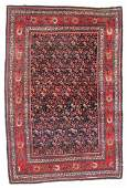 Bidjar Rug, Persia, Late 19th C., 9'1'' x 13'11''
