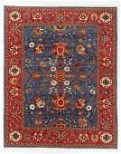 Vintage Tabriz Style Rug, Turkey, 8'2'' x 10'3''