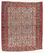 Afshar Rug, Persia, Circa 1900, 4'1'' x 4'10''
