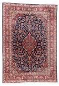 Kashan Rug, Persia, Mid 20th C., 8'9'' x 12'4''